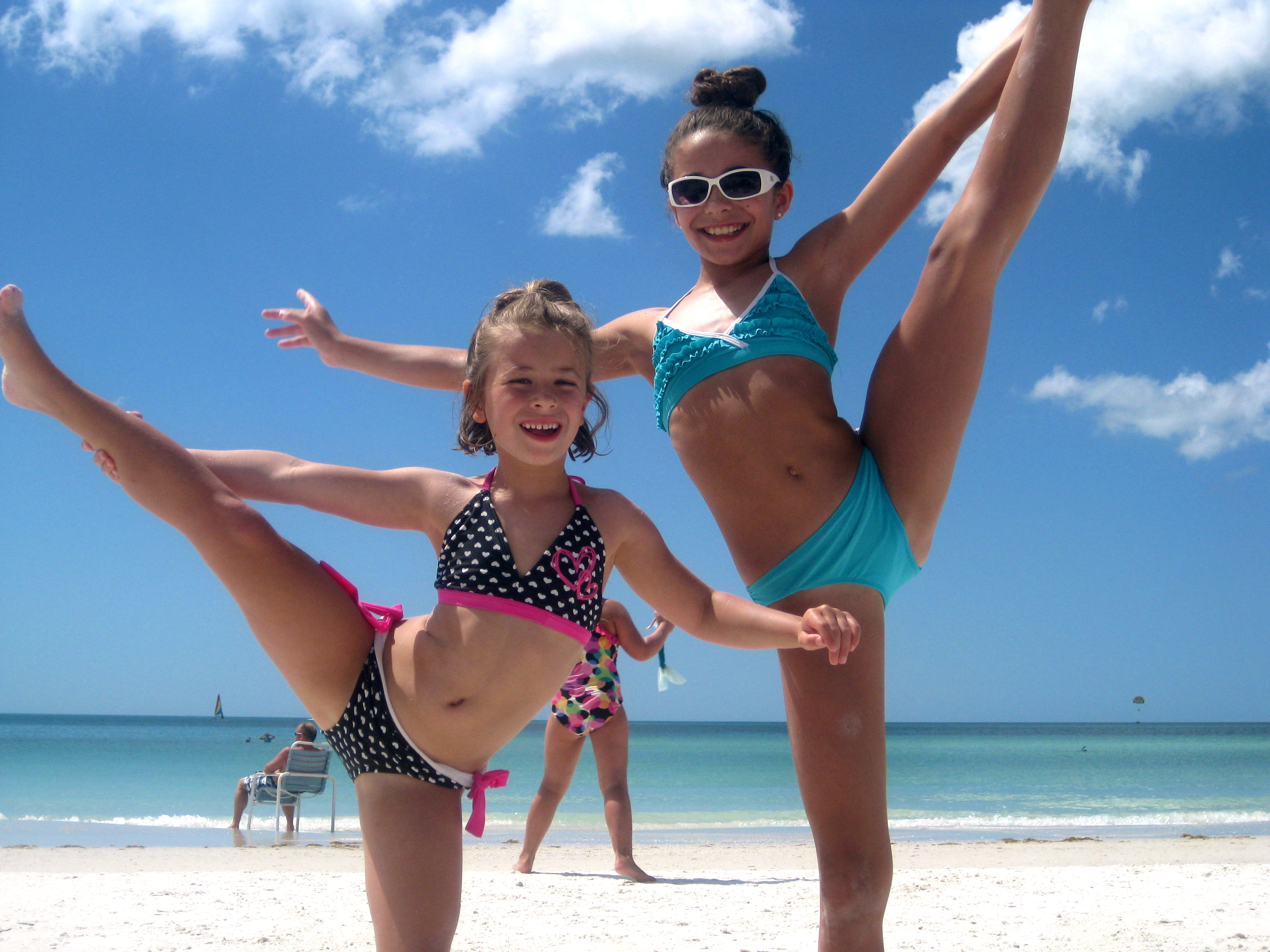 Kids at Beaches